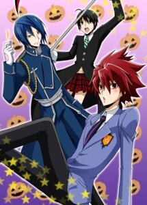 Rating: Safe Score: 1 Tags: crossdress crossover dai_takashi fullmetal_alchemist male ouran_high_school_host_club seifuku shindou_sugata soul_eater star_driver tsunashi_takuto tsunoda_wei uniform User: charunetra