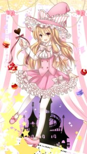 Rating: Safe Score: 19 Tags: dress heels honeylip kirisame_marisa pantyhose touhou witch User: Mr_GT