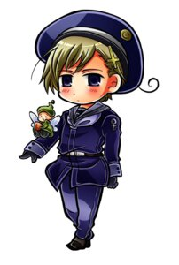 Rating: Safe Score: 1 Tags: chibi hajime_(kaniku) hetalia_axis_powers male norway uniform User: Amperrior