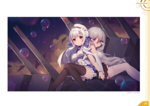 Rating: Questionable Score: 18 Tags: azur_lane cygnet_(azur_lane) fortune_(azur_lane) tagme User: Twinsenzw