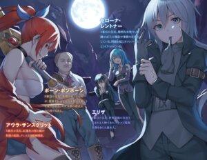 Rating: Safe Score: 13 Tags: alexmaster kono_sekai_de_9-ban-me_gurai_na_ore_isekaijin_no_kanshiyaku_ni_karidasaremashita megane smoking sword thighhighs User: kiyoe