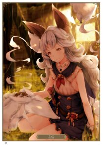 Rating: Questionable Score: 15 Tags: animal_ears ferry_(granblue_fantasy) granblue_fantasy tagme User: Twinsenzw