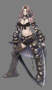 Rating: Safe Score: 28 Tags: armor bikini_top cleavage fujisaka_kimihiko garter mistwalker nintendo stockings sword syrenne the_last_story thighhighs transparent_png User: Radioactive