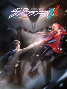 Rating: Safe Score: 14 Tags: darling_in_the_franxx hiro_(darling_in_the_franxx) horns mecha pantyhose strelizia tlstjseh100 uniform zero_two_(darling_in_the_franxx) User: 김도엽
