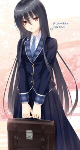 Rating: Safe Score: 15 Tags: hidan_no_aria kobuichi seifuku tooyama_kinji trap User: kiyoe