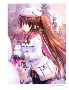 Rating: Safe Score: 6 Tags: key little_busters! na-ga natsume_rin User: marechal