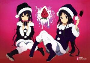 Rating: Safe Score: 42 Tags: akiyama_mio christmas horiguchi_yukiko k-on! nakano_azusa pantyhose User: Share
