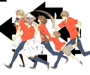 Rating: Safe Score: 2 Tags: aa belarus estonia hetalia_axis_powers latvia lithuania russia ukraine User: lunalunasan
