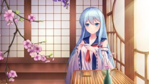 Rating: Questionable Score: 48 Tags: seifuku shirayuki_(zhanjianshaonv) snow_(artist) zhanjianshaonv User: mash