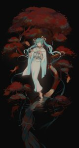 Rating: Safe Score: 20 Tags: hatsune_miku japanese_clothes tagme vocaloid wet User: Mr_GT
