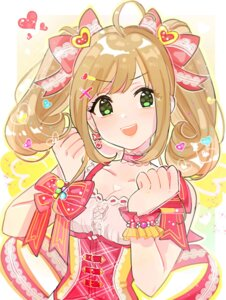 Rating: Safe Score: 16 Tags: cleavage satou_shin the_idolm@ster the_idolm@ster_cinderella_girls tomato_omurice_melon User: animeprincess