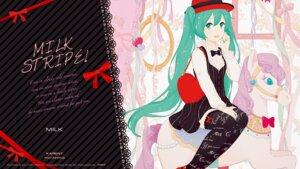 Rating: Safe Score: 20 Tags: hatsune_miku kise thighhighs vocaloid wallpaper User: ayura97