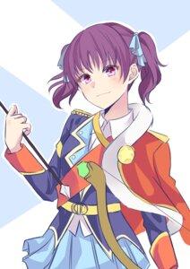 Rating: Safe Score: 7 Tags: cosplay kazuno_ria love_live!_sunshine!! shoujo_kageki_revue_starlight tagme uniform weapon User: saemonnokami