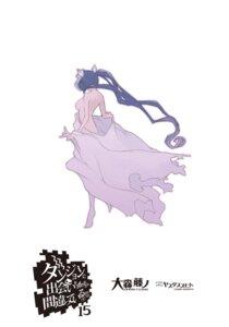 Rating: Questionable Score: 13 Tags: breasts dress dungeon_ni_deai_wo_motomeru_no_wa_machigatteiru_darou_ka no_bra nopan tagme undressing yasuda_suzuhito User: kiyoe