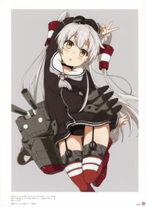 Rating: Safe Score: 51 Tags: amatsukaze_(kancolle) kantai_collection milky_been! ogipote pantsu rensouhou-kun seifuku stockings thighhighs User: Hatsukoi