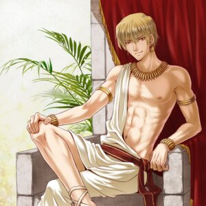 Rating: Safe Score: 5 Tags: egmer fate/stay_night fate/zero gilgamesh_(fsn) male User: Radioactive