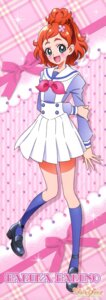 Rating: Questionable Score: 9 Tags: go!_princess_pretty_cure haruno_haruka heels pretty_cure seifuku User: drop