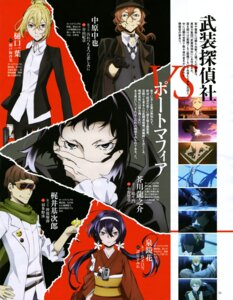 Rating: Safe Score: 11 Tags: bungou_stray_dogs gun kimono megane tagme User: drop