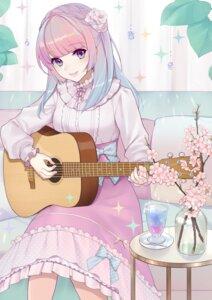 Rating: Safe Score: 15 Tags: guitar koizumi_amane symphony_sounds User: moonian