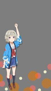 Rating: Safe Score: 8 Tags: high_school_fleet japanese_clothes seifuku tagme tateishi_shima transparent_png User: saemonnokami