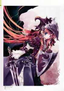 Rating: Safe Score: 36 Tags: armor sumi_keiichi sword User: MirrorMagpie