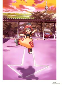 Rating: Safe Score: 3 Tags: amano_kozue koron roman_club User: Radioactive
