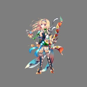 Rating: Questionable Score: 10 Tags: heels hoshi_no_girls_odyssey nogi_takayoshi stockings sword thighhighs transparent_png User: Radioactive