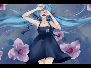 Rating: Safe Score: 16 Tags: dress hatsune_miku natsuki0910 vocaloid User: fireattack