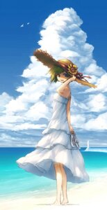 Rating: Safe Score: 48 Tags: dress garuku summer_dress User: blooregardo
