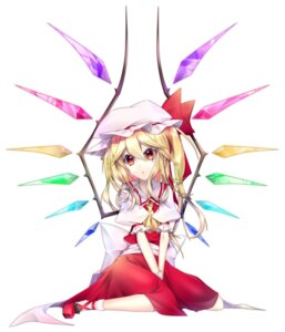 Rating: Safe Score: 20 Tags: flandre_scarlet kawasaki_toiro touhou wings User: charunetra