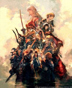 Rating: Safe Score: 18 Tags: armor final_fantasy final_fantasy_xiv square_enix sword User: ForteenF