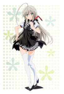 Rating: Safe Score: 41 Tags: haiyore!_nyaruko-san nyaruko User: 雪車町
