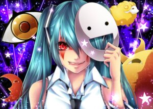 Rating: Safe Score: 11 Tags: hatsune_miku kisaragi_(yuckari) vocaloid User: Radioactive