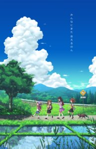 Rating: Safe Score: 28 Tags: ichijou_hotaru koshigaya_komari koshigaya_natsumi landscape miyauchi_renge non_non_biyori seifuku User: gnarf1975