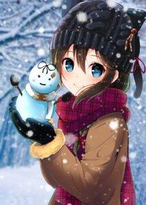 Rating: Safe Score: 39 Tags: amagami_(makise_tsubaki) kantai_collection shigure_(kancolle) sweater User: Mr_GT