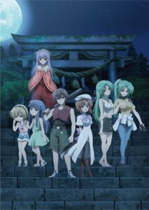Rating: Safe Score: 22 Tags: dress furude_rika hanyuu higurashi_no_naku_koro_ni houjou_satoko maebara_keiichi miko ryuuguu_rena sonozaki_mion sonozaki_shion summer_dress weapon User: saemonnokami