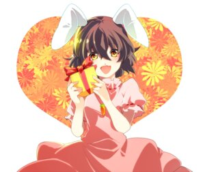Rating: Safe Score: 6 Tags: animal_ears bunny_ears dress inaba_tewi touhou tsukimoto_aoi User: charunetra