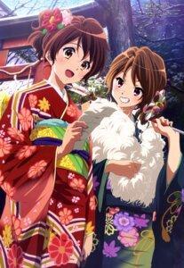 Rating: Safe Score: 73 Tags: hibike!_euphonium ikeda_shouko kimono oumae_kumiko oumae_mamiko User: drop