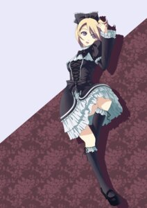 Rating: Safe Score: 12 Tags: kagamine_rin lolita_fashion vocaloid yooguru User: charunetra