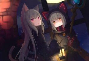 Rating: Safe Score: 44 Tags: amashiro_natsuki animal_ears nekomimi tagme tail User: kiyoe