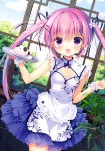 Rating: Safe Score: 23 Tags: canvas+garden miyasaka_miyu niwasaka_rira tagme waitress User: lightsnow