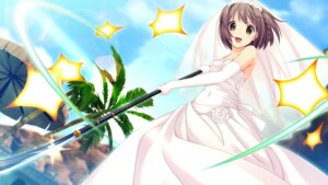 Rating: Safe Score: 22 Tags: cleavage dress kitami_minamo koutaro tropical_vacation twinkle weapon wedding_dress User: abdulaziz5