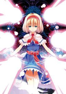 Rating: Safe Score: 19 Tags: alice_margatroid d2c touhou User: fireattack