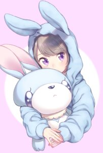 Rating: Safe Score: 23 Tags: animal_ears bunny_ears umeno_(shio1205) User: BattlequeenYume