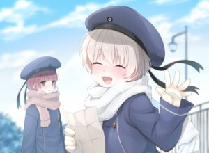 Rating: Safe Score: 10 Tags: kantai_collection seifuku totto_(naka) z1_leberecht_maass_(kancolle) z3_max_schultz_(kancolle) User: RyuZU