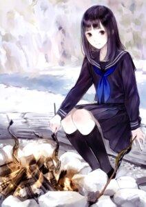 Rating: Safe Score: 40 Tags: kishida_mel maigo_tsuushin seifuku User: androgyne