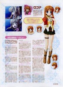 Rating: Safe Score: 4 Tags: chibi garter princess_frontier rokona senomoto_hisashi User: tengokuno