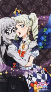 Rating: Safe Score: 22 Tags: aikatsu! dress ishikawa_kayoko megane toudou_yurika User: Radioactive