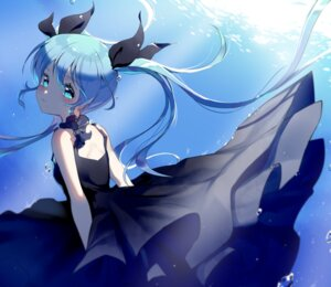 Rating: Safe Score: 54 Tags: dress hatsune_miku mechuragi shinkai_shoujo_(vocaloid) vocaloid User: Mr_GT