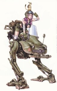 Rating: Safe Score: 35 Tags: cleavage mecha thighhighs yamashita_shunya User: Radioactive